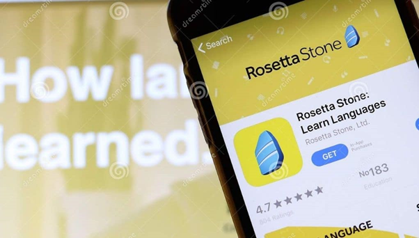 Rosetta Stone Best Language Learning App for Android