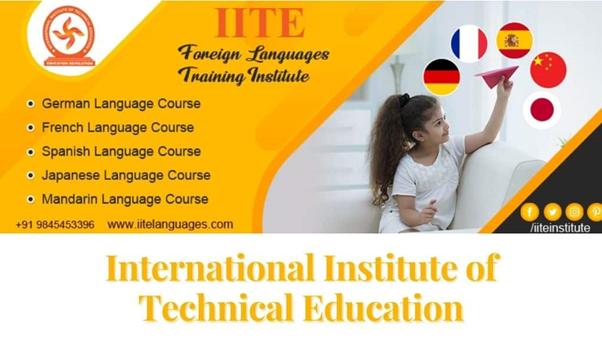 IITE (INTERNATIONAL INSTITUTE OF TECHNICAL EDUCATION)